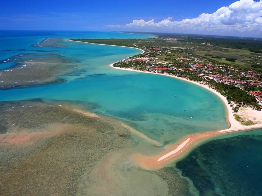 porto seguro na Bahia é um dos destinos mais baratos do Brasil