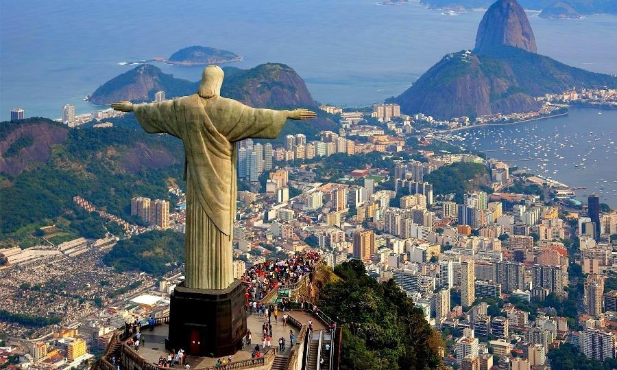 O Rio de Janeiro é o principal destino turístico atendido pela Buser hoje