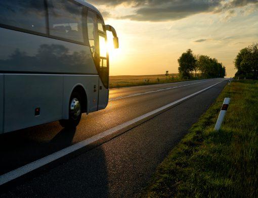 viagens terrestres de ônibus