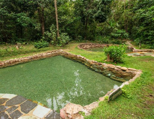 águas termais no brasil